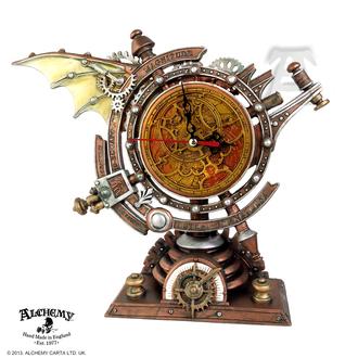 Deko Tischuhr Alchemy Gothic - The Stormgrave Chronometer , ALCHEMY GOTHIC
