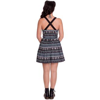 Damen Kleid HELL BUNNY - Inca Mini, HELL BUNNY