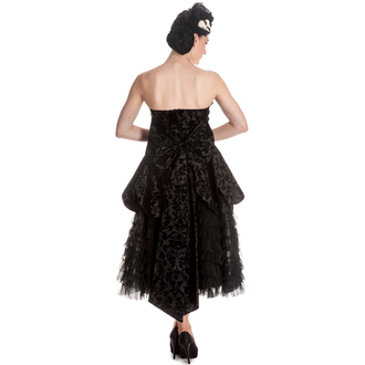 Damen Kleid HELL BUNNY - Lavintage - Black, HELL BUNNY