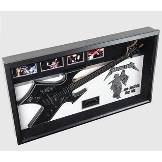 unterzeichnete Gitarre METALLICA, ANTIQUITIES CALIFORNIA, Metallica