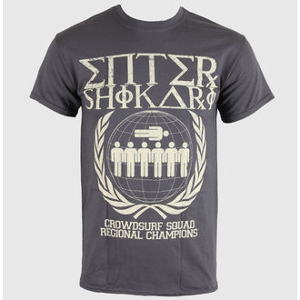 Herren T-Shirt   Enter Shikari - Crowd Surfing - LIVE NATION, LIVE NATION, Enter Shikari