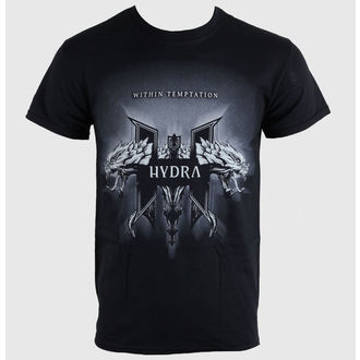 Herren T-Shirt   Within Temptation - Hydra Grey - LIVE NATION, LIVE NATION, Within Temptation