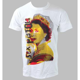 Herren T-Shirt   Sex Pistols - Multi Colour Queen - LIVE NATION, LIVE NATION, Sex Pistols