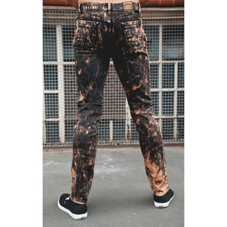 Herren Hose 3RDAND56th - Acid Wash Skinny, 3RDAND56th