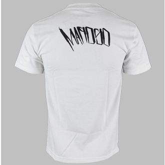 Herren T-Shirt MAFIOSO - Mercenary - White, MAFIOSO