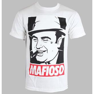 Herren T-Shirt MAFIOSO - Scarface - White, MAFIOSO