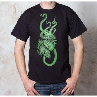 Herren T-Shirt Graveyard - Blacktupp - Black - BUCKANEER, Buckaneer, Graveyard