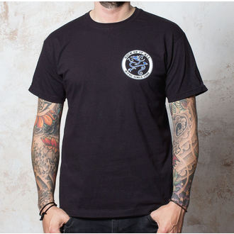 Herren T-Shirt Sick Of It All - Don´t Give A Fuck - Black - BUCKANEER, Buckaneer, Sick of it All