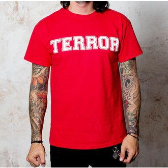 Herren T-Shirt Terror - BigT - Red - BUCKANEER, Buckaneer, Terror