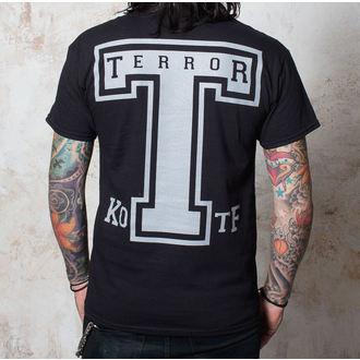 Herren T-Shirt Terror - BigT - Black - BUCKANEER, Buckaneer, Terror