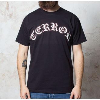 Herren T-Shirt Terror - Compass - Black - BUCKANEER, Buckaneer, Terror