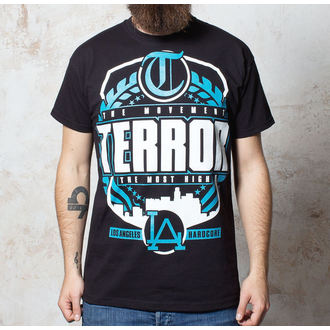 Herren T-Shirt Terror - Most High - White - BUCKANEER, Buckaneer, Terror