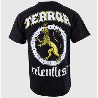 Herren T-Shirt Terror - Relentless - Black - BUCKANEER, Buckaneer, Terror