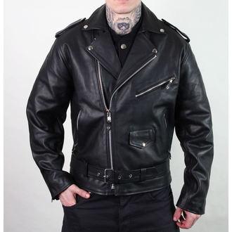Herren Jacke  (Leather Jacket) OSX - 113