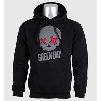 Herren Hoodie  Green Day - Grayskull - Blk - ROCK OFF