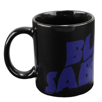 Keramiktasse  Black Sabbath - Wavy Logo - ROCK OFF, ROCK OFF, Black Sabbath