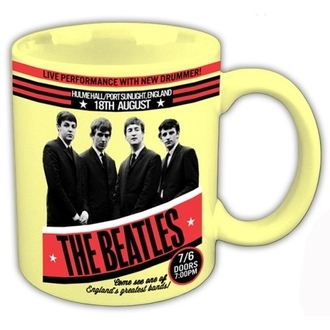 Keramiktasse The Beatles - Port Sunlight - ROCK OFF