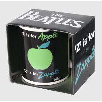 Keramiktasse The Beatles - A Is For Apple Z Is For Zapple - ROCK OFF, ROCK OFF, Beatles