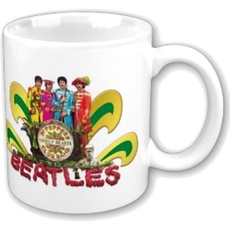 Keramiktasse The Beatles - Sgt Pepper Naked - ROCK OFF, ROCK OFF, Beatles
