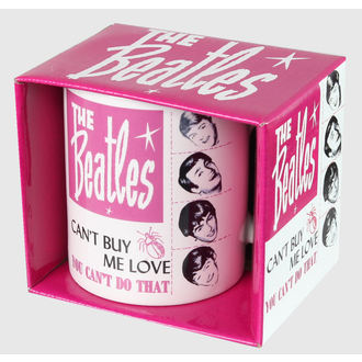 Keramiktasse The Beatles - Can´t Buy Me Love - ROCK OFF, ROCK OFF, Beatles