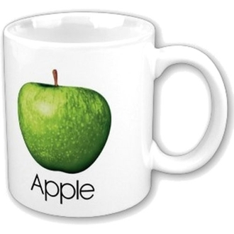 Keramiktasse The Beatles - Apple - ROCK OFF, ROCK OFF, Beatles
