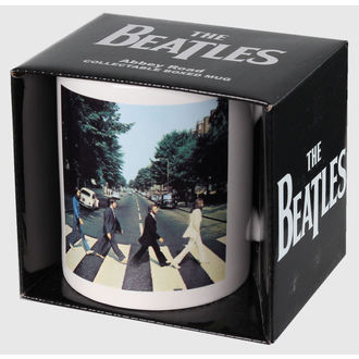 Keramiktasse The Beatles - Abbey Road - ROCK OFF, ROCK OFF, Beatles