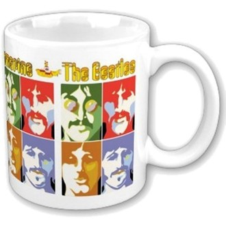 Keramiktasse The Beatles - Sea Of Science - ROCK OF, ROCK OFF, Beatles