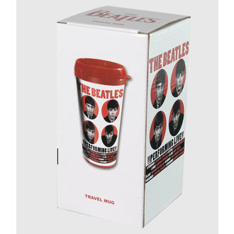 Keramiktasse Thermo The Beatles - Performing Live - ROCK OFF, ROCK OFF, Beatles