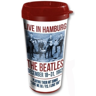 Keramiktasse Thermo The Beatles - Hamburg - ROCK OFF, ROCK OFF, Beatles