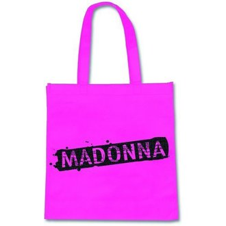 Einkaufstasche  Madonna - Logo - ROCK OFF, ROCK OFF, Madonna