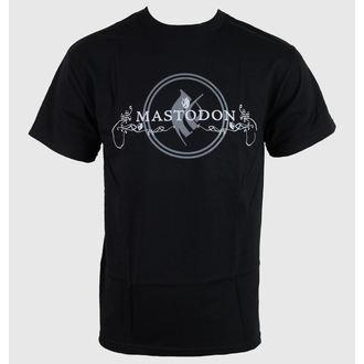 Herren T-Shirt Mastodon - Logo Remission - RELAPSE, RELAPSE, Mastodon