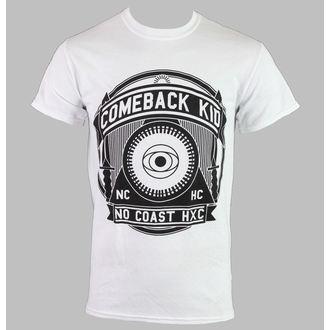 Herren T-Shirt   Comeback Kid - NCHC - White - KINGS ROAD, KINGS ROAD, Comeback Kid