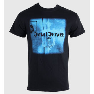 Herren T-Shirt   Devil Driver - I Could Care Less - Black - KINGS ROAD - 45618
