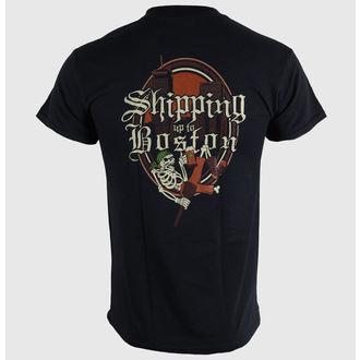 Herren T-Shirt   Dropkick Murphys - Shipping Up To Boston - Black - KINGS ROAD, KINGS ROAD, Dropkick Murphys