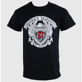 Herren T-Shirt   Dropkick Murphys - Signed And Sealed - Black - KINGS ROAD, KINGS ROAD, Dropkick Murphys