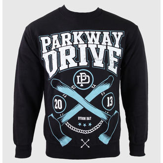 Herren Hoodie  Parkway Drive - Axe - Black - KINGS ROAD, KINGS ROAD, Parkway Drive