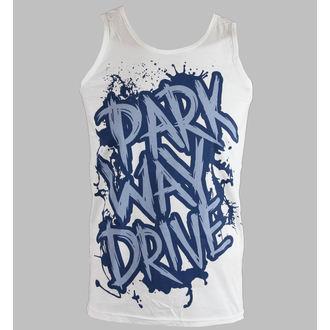 Herren Tanktop Parkway Drive - Blue Logo - White - KINGS ROAD, Buckaneer, Parkway Drive