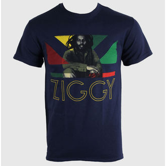 Herren T-Shirt   Ziggy Marley - Blue Navy - KINGS ROAD, KINGS ROAD, Ziggy Marley