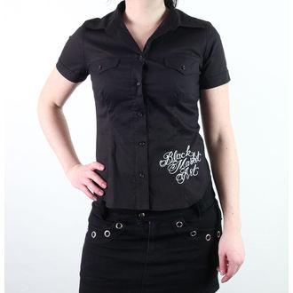 Damenbluse  BLACK MARKET - Jarad Bryant - Eve Button Up, BLACK MARKET