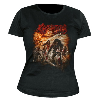 Damen T-Shirt   Kreator - Dying Alive - NUCLEAR BLAST, NUCLEAR BLAST, Kreator