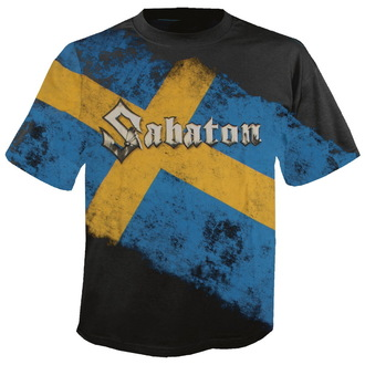 Herren T-Shirt    Sabaton - Swedish Empire Live Deluxe - NUCLEAR BLAST - 22364