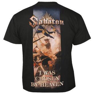 Herren T-Shirt    Sabaton - I Was Chosen By Heaven - NUCLEAR BLAST, NUCLEAR BLAST, Sabaton