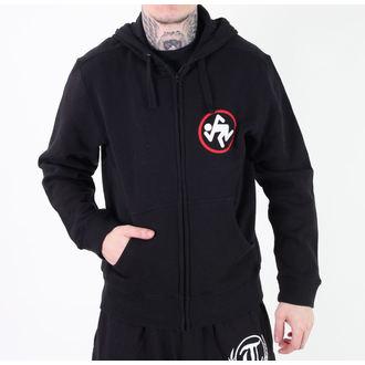 Herren Hoodie  D.R.I.. - Red Circle Skanker - RAGEWEAR - 142HZS01