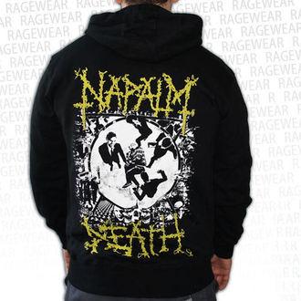 Herren Hoodie  Napalm Death - Ultilitarian - RAGEWEAR, RAGEWEAR, Napalm Death