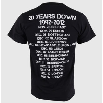 Herren T-Shirt Rancid - Tiger - Black - RAGEWEAR, RAGEWEAR, Rancid