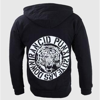 Herren Hoodie  Rancid - Tiger - Black - RAGEWEAR, RAGEWEAR, Rancid