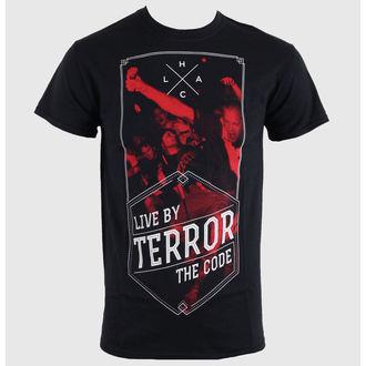 Herren T-Shirt Terror - Hexagon - Black - RAGEWEAR, RAGEWEAR, Terror