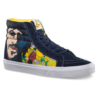 Schuhe VANS - SK8-HI Reissue (The Beatles) - Faces Trikot, VANS, Beatles