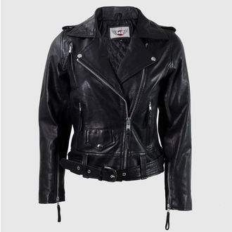 Jacke Damen (Leather Jacket) OSX, OSX