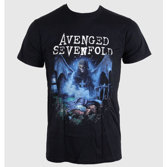 Herren T-Shirt   Avenged Sevenfold - Recurring Nightmare - BRAVADO EU, BRAVADO EU, Avenged Sevenfold